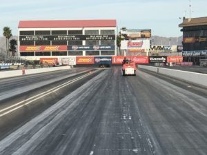 Drag Strip Prep